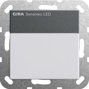 Bewegungsmelder Sensotec LED ohne Fernbedienung für System 55 Anthrazit