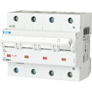 Eaton Leitungsschutzschalter 50A 3-polig+N C-Char
