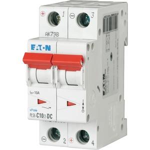 Eaton Leitungsschutzschalter 10A 2-polig C-Char DC