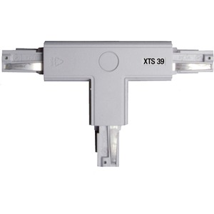 NOA Verbinder-T weiß mit Einspeisungsmöglichkeit XTS 39-3