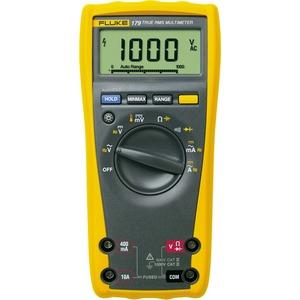 Echteffektiv-Multimeter mit Kapzitäts- und Frequenzmessung Fluke 179