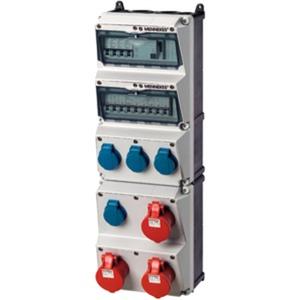 AMAXX Steckdosen-Kombination IP44