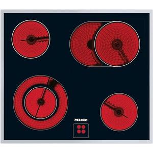 Einbauherd Set mit Glaskeramikkochfeld H 2267 EP Active + KM 6013