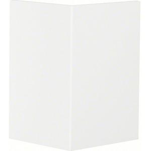 Hager Außeneckabdeckung PVC BR 70130 Cremeweiß L87789001