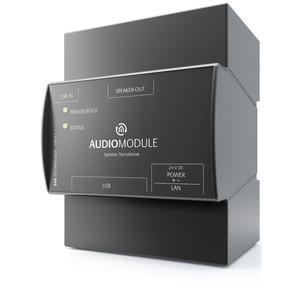 Technologie KNX AudioModule mit LineOut Ausgang REG