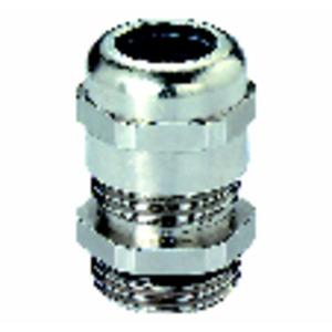 Kabelverschraubung PERFECT EMV 50029/EMV PG 29 Messing/Vernickelt