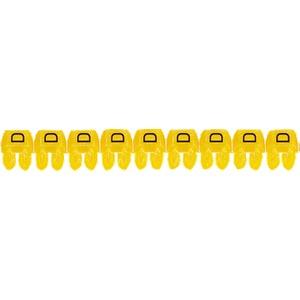 """CAB 3 Kabelkennzeichnung 4 - 6 mm² Buchstabe """"D"""""""