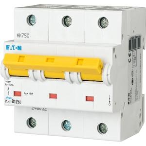 Eaton Leitungsschutzschalter 125A 3-polig C-Char
