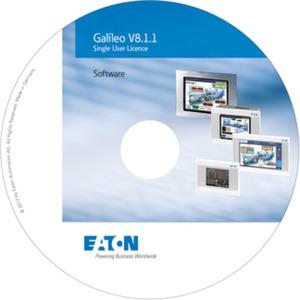 Visualisierungssoftware CD GALILEO für XV/XP-Bediengeräte Einzelplatz