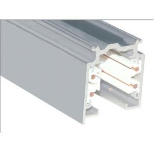 Stromschiene-HV alu eloxiert 3-Phasen XTS 4200-1 L:2.000mm Aufbau