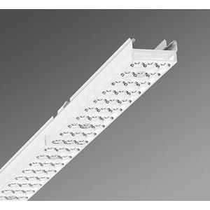 Geräteträger Individual.Lens.Optic Stahl 5000-8200lm 4000K 53W IP20 1531x55x37mm