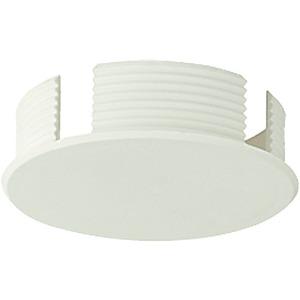 Steckdeckel 1259-96 für Auslassöffnung 60 mm Ø weiß