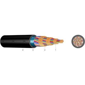 Fernmeldekabel F-2YA2Y 10X2x0,8