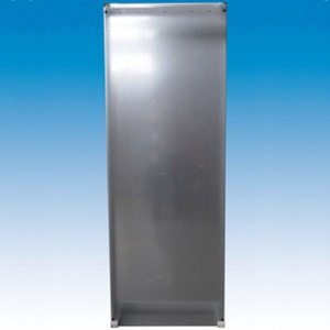 Mehler Montageplatte 1200 x 1095 x 1710 mm für Aluminium TSRM-Schränke