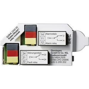 Gira Relaismodul für Rauchwarnmelder Dual Q
