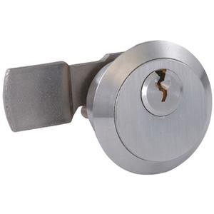 Blechmontagezylinder mit einem Schlüssel