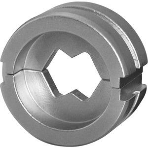Presseinsatz Rohrkabelschuh Standard für verdichtete Leiter 120 mm²