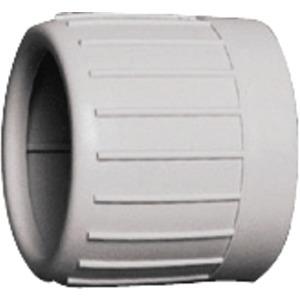 Stecktülle Kunststoff 25 halogenfrei grau