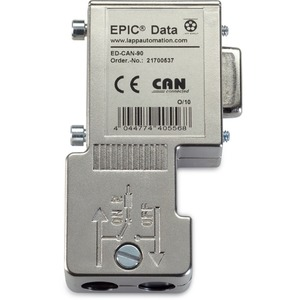 EPIC® Data CAN-Bus Steckverbinder ED-CAN-90