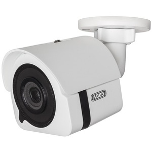 Kamera IP Mini Tube 4 MPx 6 mm Fixobjektiv weiß