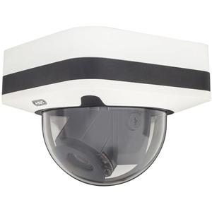 Kamera IP Dome 8 MPx 4K 4.3-8.6 mm Motorzoom Objektiv weiß