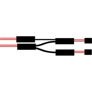 Devi Typ X X-Abzweig für 4 Heizbänder für selbstlimitierende Heizbänder