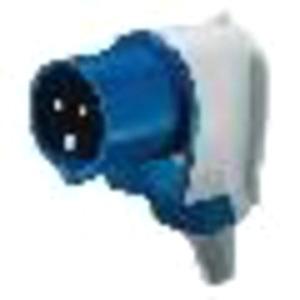 Winkelstecker 16A 4-polig 6h 400V IP44