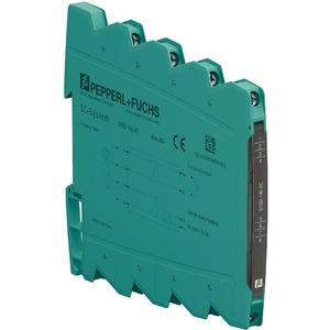 Trennverstärker 1-kanaliger Signaltrenner 24 V DC Versorgung