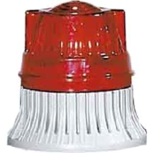 Blink- Dauerlichtleuchte ML L MT Glühlicht 5W 24-240V rot