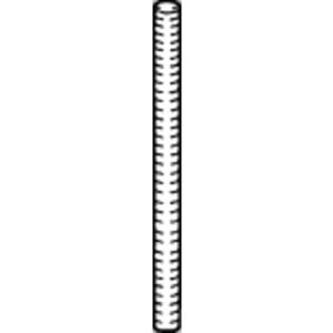 Gewindestange M10 Evz L 3000 mm