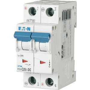 Eaton Leitungsschutzschalter 20A 2-polig C-Char DC
