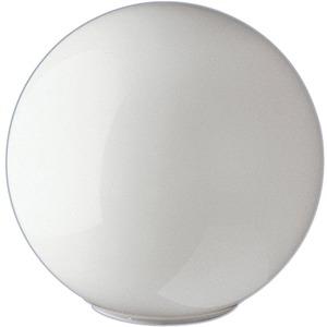 Globi Kugel DM:400mm ohne Sockel für Mast Kugelförmige Abdeckung opal