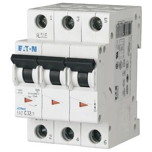 Eaton Leitungsschutzschalter 16A 3-polig C-Char