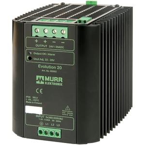 Schaltnetzteil Evolution 3PH IN 3x360-520VAC OUT 22-28V 20A