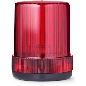 Xenon Blitzleuchte rot 230/240 V AC