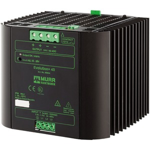 Murrelektronik Schaltnetzteil Evolution 3PH IN 3x360-520VAC OUT 22-28V 40A