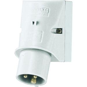 Wandstecker 16A3p1h>50-500V IP44