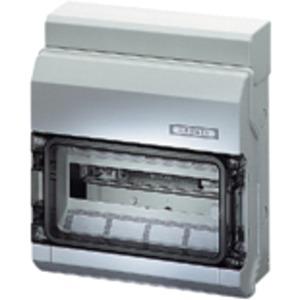 KV-Automatengehäuse 18TE/1 IP65 KV 9118Z 1-R/18TE