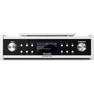 Uhrenradio unterbaufähig DAB+/UKW mit CD-Player DIGITRADIO 20 CD