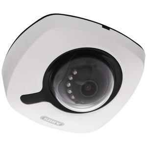 Kamera IP Mini Dome 2 MPx 1080p 4 mm Fixobjektiv weiß