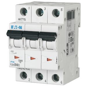 Eaton Leitungsschutzschalter 40A 3-polig D-Char