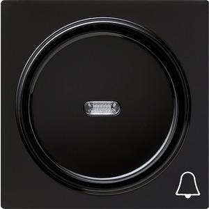 Wippe Kontroll Symbol Klingel für S-Color schwarz
