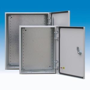Kompakter Großformat Wandschrank IP56 1200 x 1200 x 400 mm