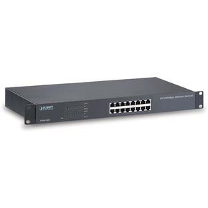 "19"" Switch FNSW-1601 16 x 10/100Base-TX (RJ45)"