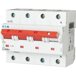 Eaton Leitungsschutzschalter 100A 3-polig+N D-Char