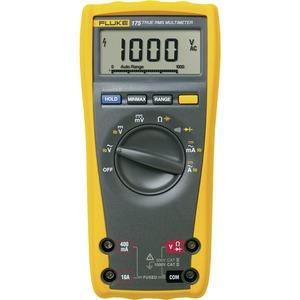 Echteffektiv-Multimeter mit Kapzitäts- und Frequenzmessung Fluke 175