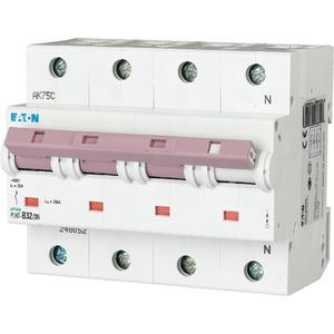 Leitungsschutzschalter 32A 3-polig+N C-Char