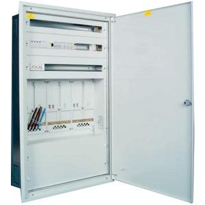Zählerverteiler leer weiß U-STR3-3/1150/45-W
