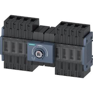 Handbetätiger Netzumschalter MTSE Baugr. 1 63A 4-polig Frontantrieb