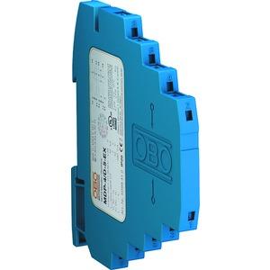 Blitzbarriere für Ex-Schutz Anwendungen 5V blau